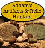 Addam's Relic Hunting