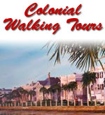 Colonial Walking Tours