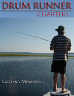 Drum Runner Fishing Charters