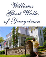 Williams Ghost Walks