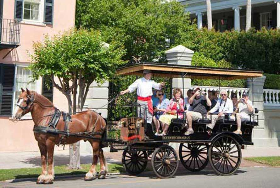 Carolina Coast Carriage Rides
